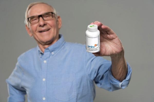 Präparat aus Aminosäuren zur Unterstützung der Gesundhheit
