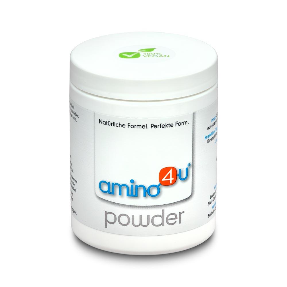 Amino4u Pulver 120 G