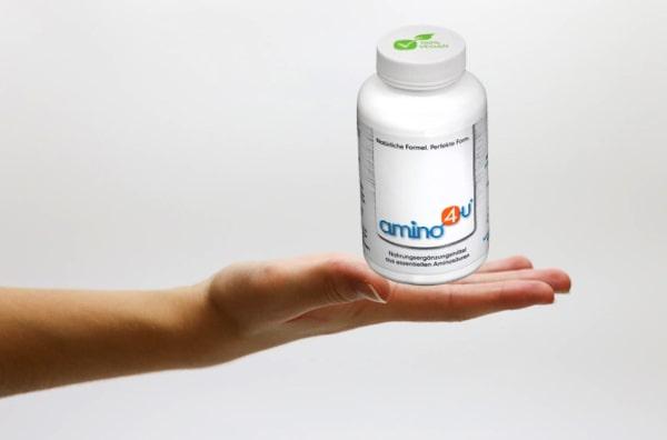 Bei Mängeln Aminosäuren als Nahrungsergänzung