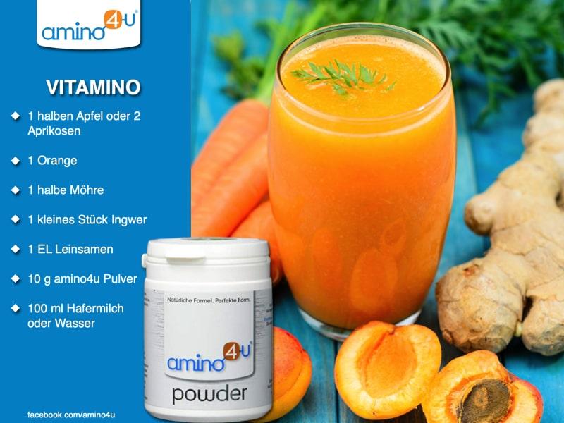 Gesundes, Vitaminreiches Getränk