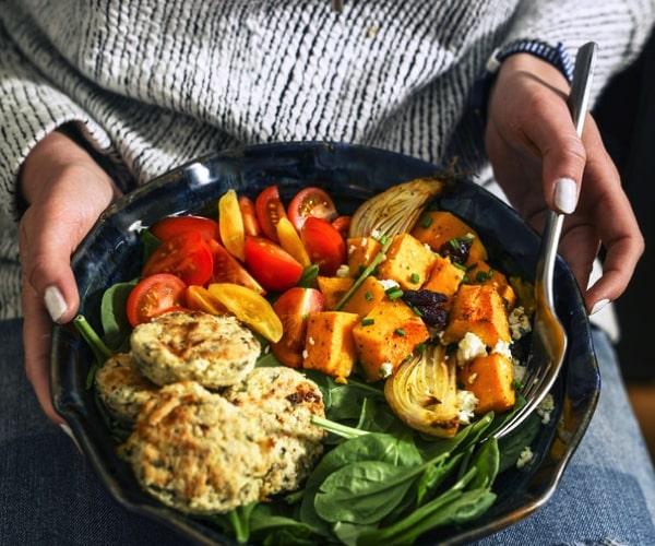 Aminosäure durch Nahrung aufnehmen