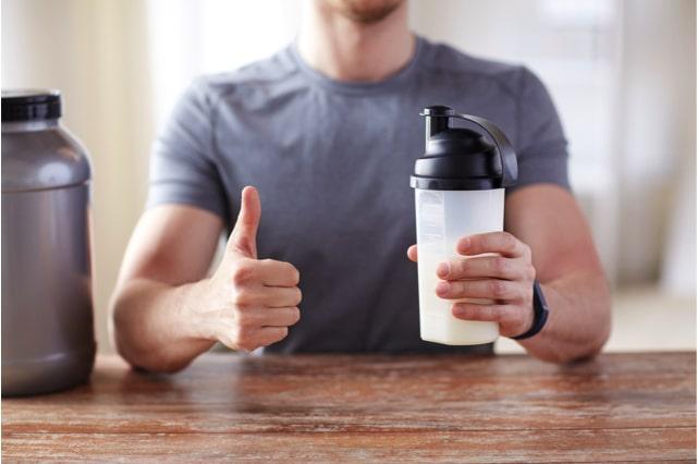 Getränkepulver mit Aminosäure