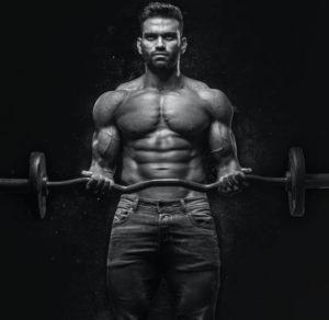 Bewusster Muskelaufbau