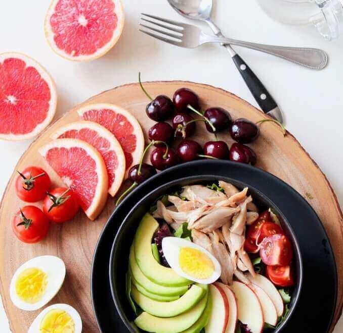 Muskeln Aufbauen Mit Einem Ernährungsplan