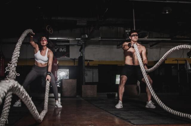 Muskelmasse aufbauen wie Bodybuilder