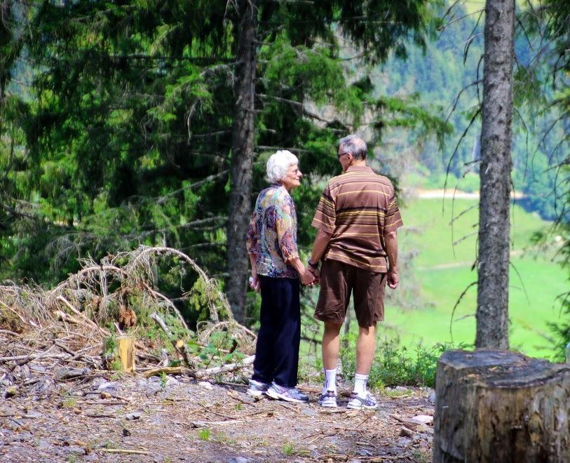 Bauen Sie Auch Im Alter Muskelmasse Auf