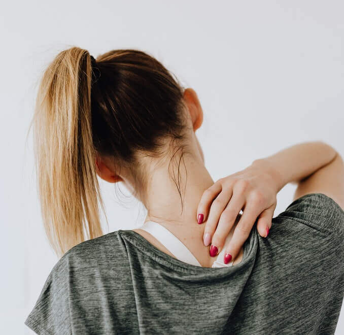 Schmerzender Muskelkater