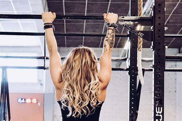 Muskelaufbau Trainingsplan Frau