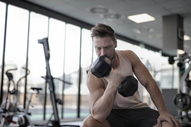 Steigerung Des Muskelwachstums