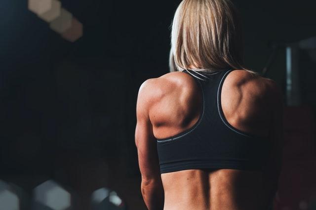Muskelmasse aufbauen für Frauen
