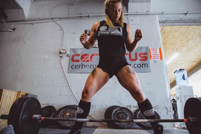 Kraft und Muskelmassse aufbauen