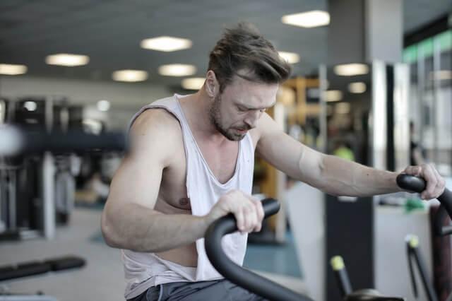 Mit Muskelschmerzen trainieren
