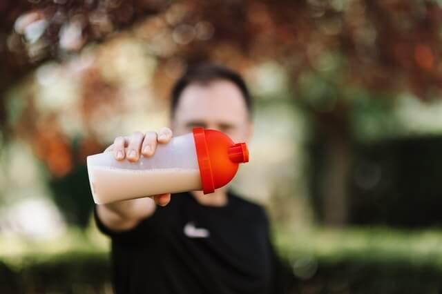 Aminosäuren für den Muskelaufbau