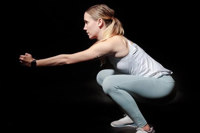 4 effektive Übungen für Ihr Krafttraining