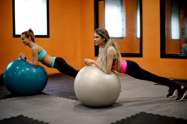 Krafttraining für einen starken Rücken
