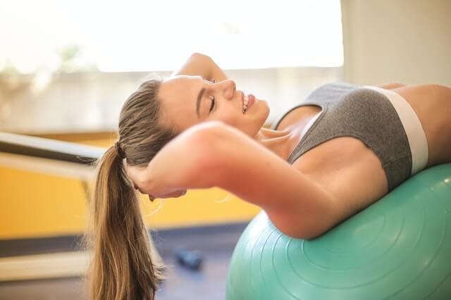 Skoliose Übungen Fitnessstudio