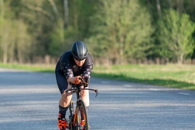 Radfahren im Triathlon