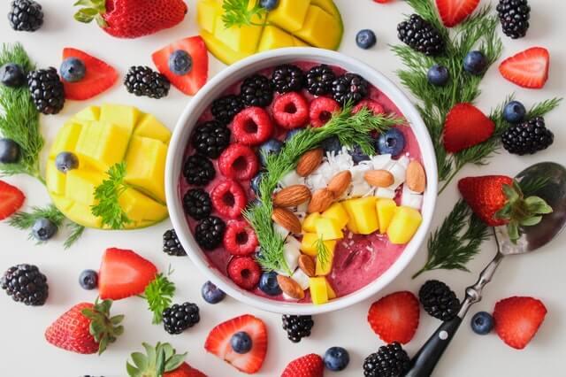 Mit veganer Ernährung zu mehr Wohlbefinden