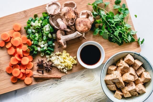 Vegan Muskelaufbau durch die richtige Ernährung