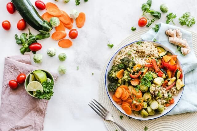 Tipps für eine vegane Ernährung