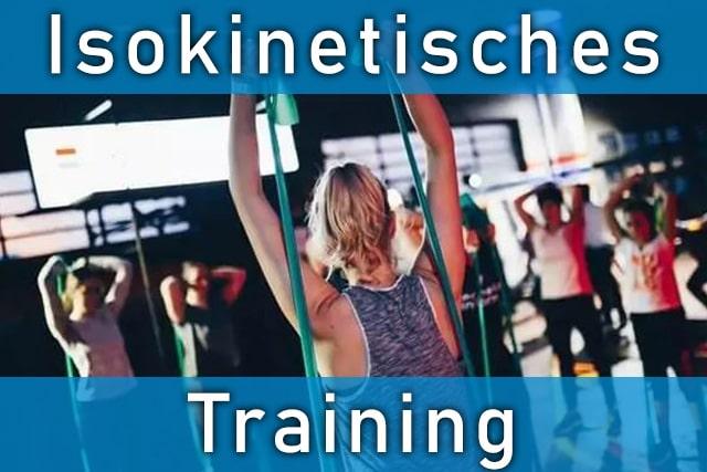 Muskelaufbau Mit Isokinetischem Training